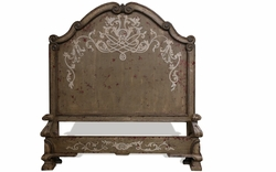 Old World Tuscan Bed