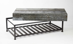 Hugo Metal Coffee Table