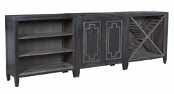 Ralston Three Piece Sideboard