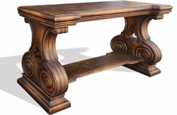 Romana Sofa Table
