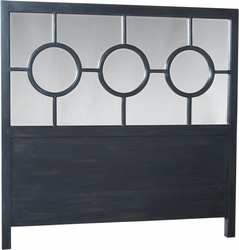 Soho 3 -Circle Headboard - King