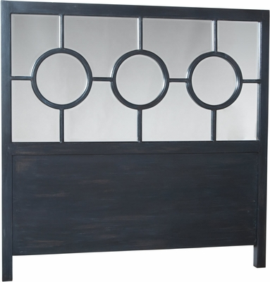 Soho 3-Circle Queen Headboard