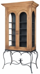 Sovana Display Cabinet