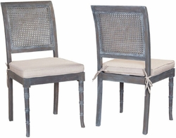 Sovana Side Chair  - one pair
