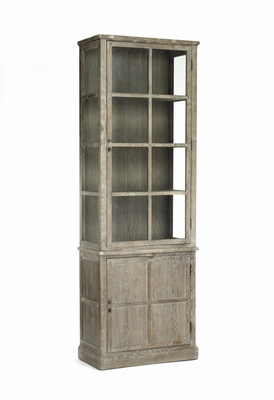 Swain Cabinet (Limed Grey)