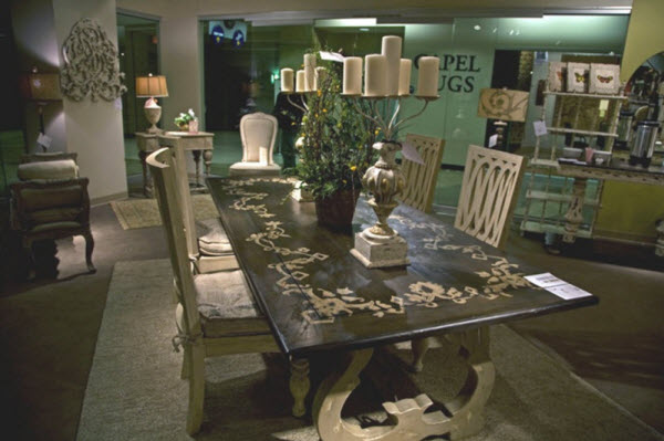 Dining Tables By French Vintage Part 8