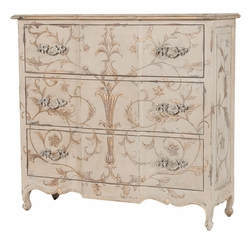 Tall 3 Drawer Chest