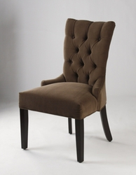 TERESSA TUFTED CHAIR (one pair)