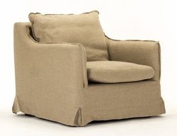 Todd Club Chair - Slipcover