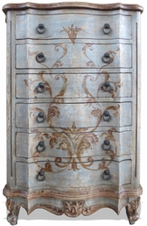 Traditional  French Chest of Drawers Eliza