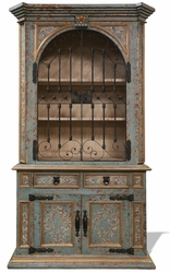 Traditional French Country Armoire Elena