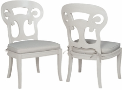 Verona Club Side Chair - one pair