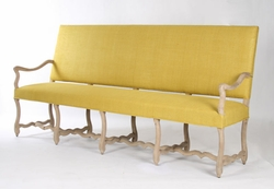 Veronike Bench (Silk-Oak)
