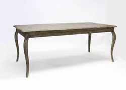 VINEYARD OAK DINING TABLE