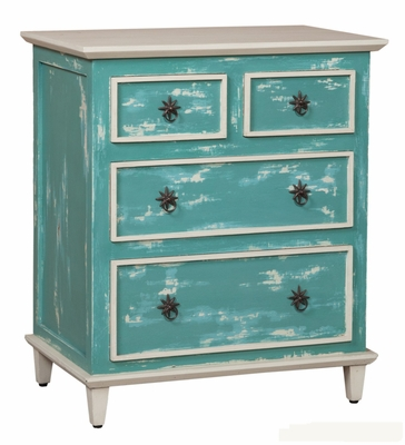 Waterfront Cottage Side Chest