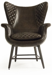 Xaries Wingback Arm Chair (Assembly Required)