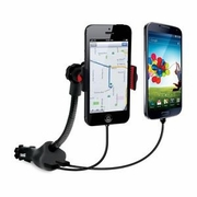 DreamGear Dual USB Power Mount