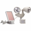 MAXSA Innovations Motion-Activated Dual Head LED Security Spotlight