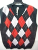 Men's Plaid Vest