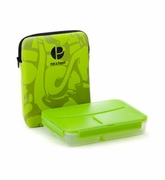 Pret a Paquet Lunch Pack- Green/Black