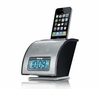 Spacesaver Alarm Clock for your iPhone IH-IP11B