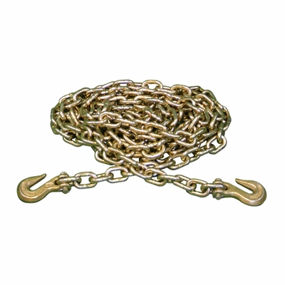 "5/16"" x 20 ft Grade 70 Tie Down Chain - Full Drum - 4700 lbs WLL"