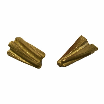 """Opsal #5 Bronze Spiral Wedges - 9/16"""" - 5/8"""" Wire Rope"""