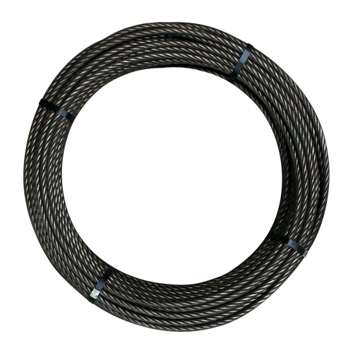 9 16 x 300 ft 6x26 impact swaged wire rope 46700 lbs. Black Bedroom Furniture Sets. Home Design Ideas
