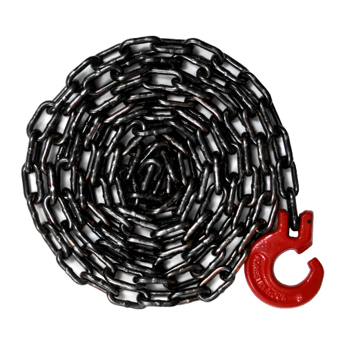 "9/32"" (1/4"") x 8 ft Logging Choker Chain - G100 Alloy Chain"