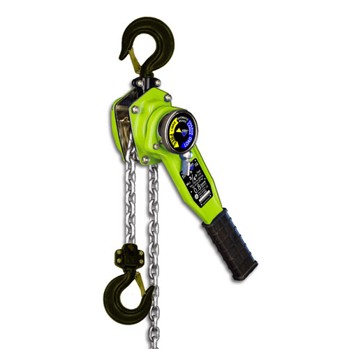 AMH 2-1/4 Ton x 15 ft LA Lever Chain Hoist