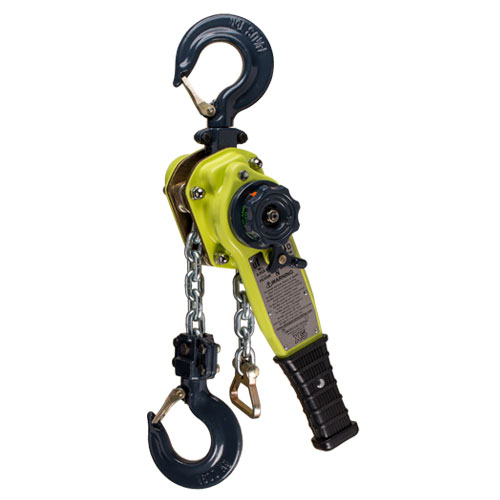 AMH 1-1/8 Ton x 15 ft X5 Lever Chain Hoist