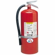 Badger Standard ABC Fire Extinguisher - 20 lbs w/ Wall Hook
