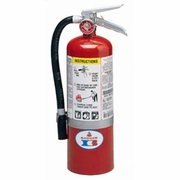 Badger Standard ABC Fire Extinguisher - 5 lbs w/ Vehicle Bracket