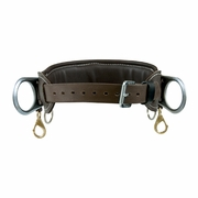 Buckingham Leather Arborist Belt