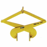 "Caldwell ST 3/4 Ton Slab Tongs | 10.00"" - 14.00"" Jaw"