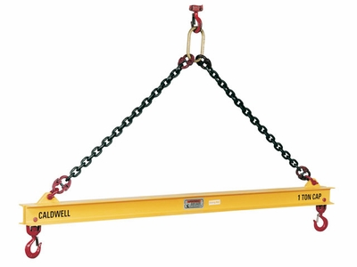 Caldwell 2 Ton x 4 ft Fixed Spreader Beam