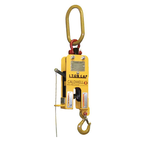 Caldwell 1 Ton Rig-Release Hook - Manual