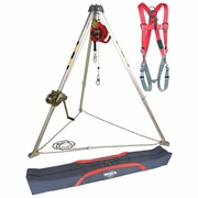 Protecta Confined Space Tripod Kit - #AA805AG2