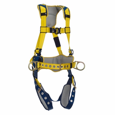DBI Sala Delta Comfort Construction Harness - Size Large - #1100797