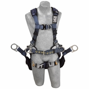 DBI Sala ExoFit XP Tower Climbing Harness - Size Large - #1110302
