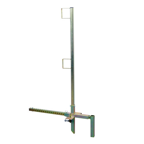 DBI Sala Portable Construction Guardrail - #7901000