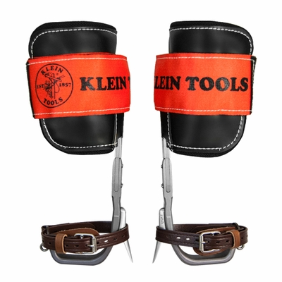 Climb Right CTB Aluminum Tree Climbing Spurs & Hydra-Cool Pads