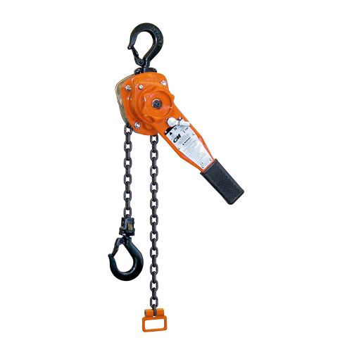 CM 653 3 Ton x 10 ft Lever Chain Hoist - #5321