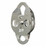 "CMI 2-3/8"" Rope Pulley w/ Becket - 5/8"" Rope"