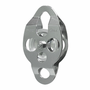 """CMI 2-3/8"""" Rope Pulley w/ Becket - 5/8"""" Rope"""