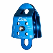 """CMI 2"""" Double Sheave Prusik Minding Pulley - 1/2"""" Rope"""
