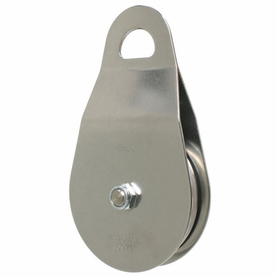 """CMI 4"""" Heavy-Duty Rope Pulley - 5/8"""" Rope"""
