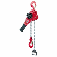 Coffing LSB-3000B-10 1-1/2 Ton x 10 ft Lever Chain Hoist