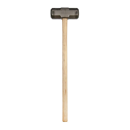 "Council Tool 20 lbs Sledge Hammer - 36"" Straight Handle"