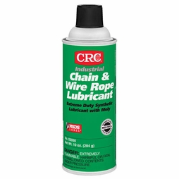CRC Wire Rope & Chain Spray Lubricant - 16 oz